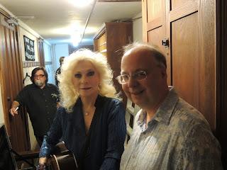 Judy Collins & Mike Regenstreif (2014)