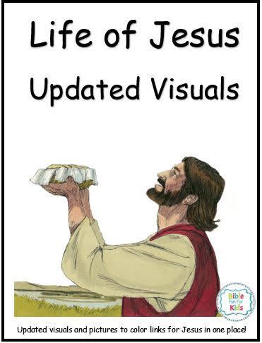 Jesus Updated Visuals