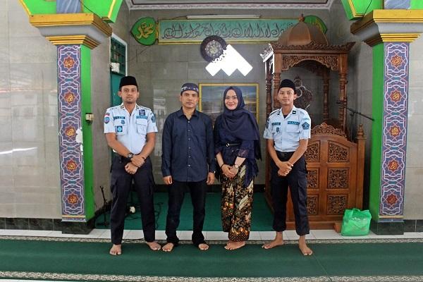 Lapas Pemuda Tangerang Gelar Nikah Adat Bagi Warga Binaan
