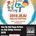Line Up Idol Kpop Artists on Jeju Hallyu Festival 2018