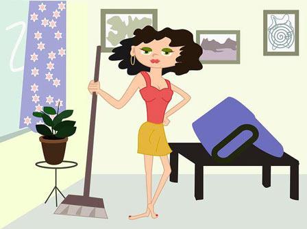 tugas ibu rumah tangga