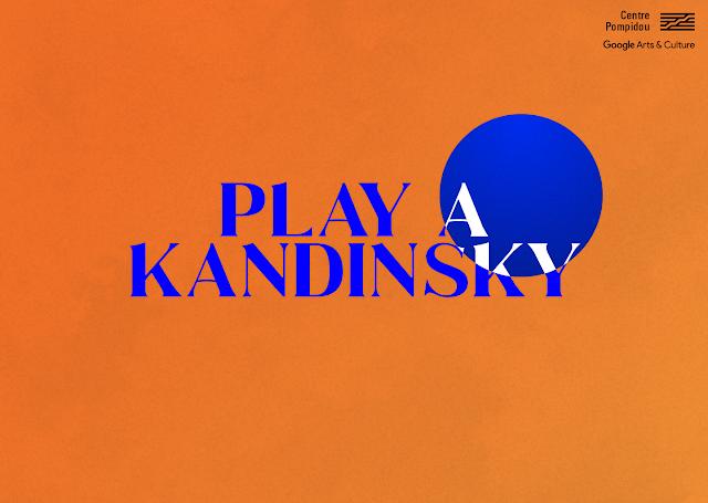 Artwork des Experiments Play A Kandinsky
