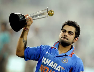 Virat Kohli Full HD Wallpaper