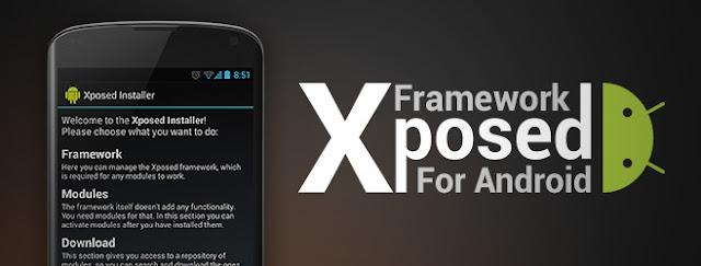 Telah Rilis Xposed Framework untuk 6.0 Marshmallow