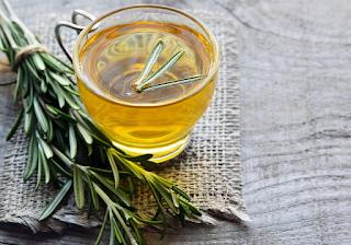 اهم الفوائد التابثة لشاي اكليل الجبل