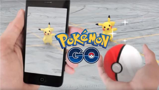 Download Pokemon GO Resmi Untuk Indonesia