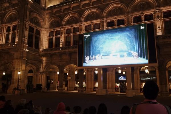 vienne vienna oper opera staatsoper