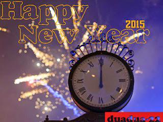 gambar animasi ucapan selamat tahun baru 2015