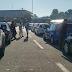 Κακαβιά:Πλαφόν από σήμερα στους εισερχόμενους  Στα 5 χλμ  η ουρά των οχημάτων ,8.000 άτομα εξακολουθούν να αναμένουν