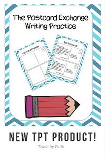 https://www.teacherspayteachers.com/Product/The-Postcard-Exchange-Writing-Practice-2639613