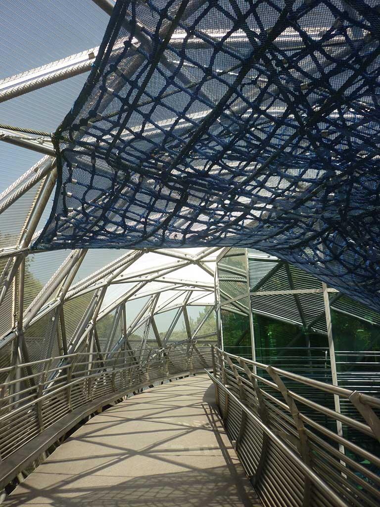 Murinsel architettura moderna e design a Graz