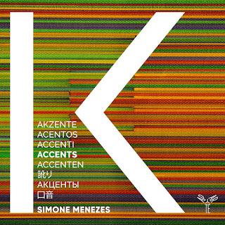 Accents - Borodin, Debussy, Copland, Villa-Lobos, Lacaze; Ensemble K, Simone Menezes; Aparte