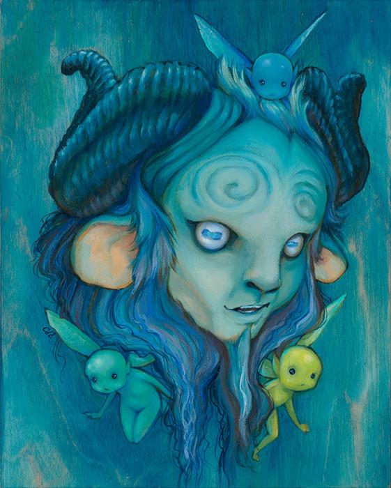 The Geeky Nerfherder: Artist Spotlight: The Art Of . . . Camilla d ...