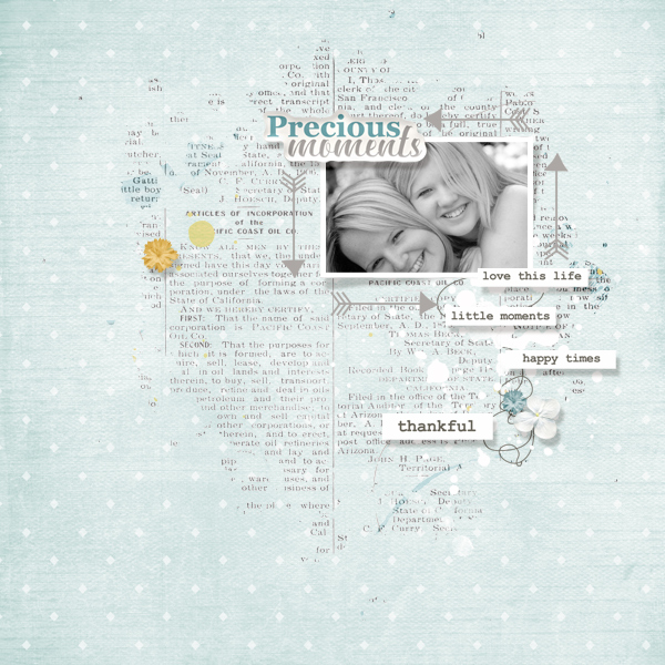 precious moments © sylvia • sro 2018 • life's blessings by lorieM designs