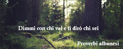 Proverbi e frasi albanesi