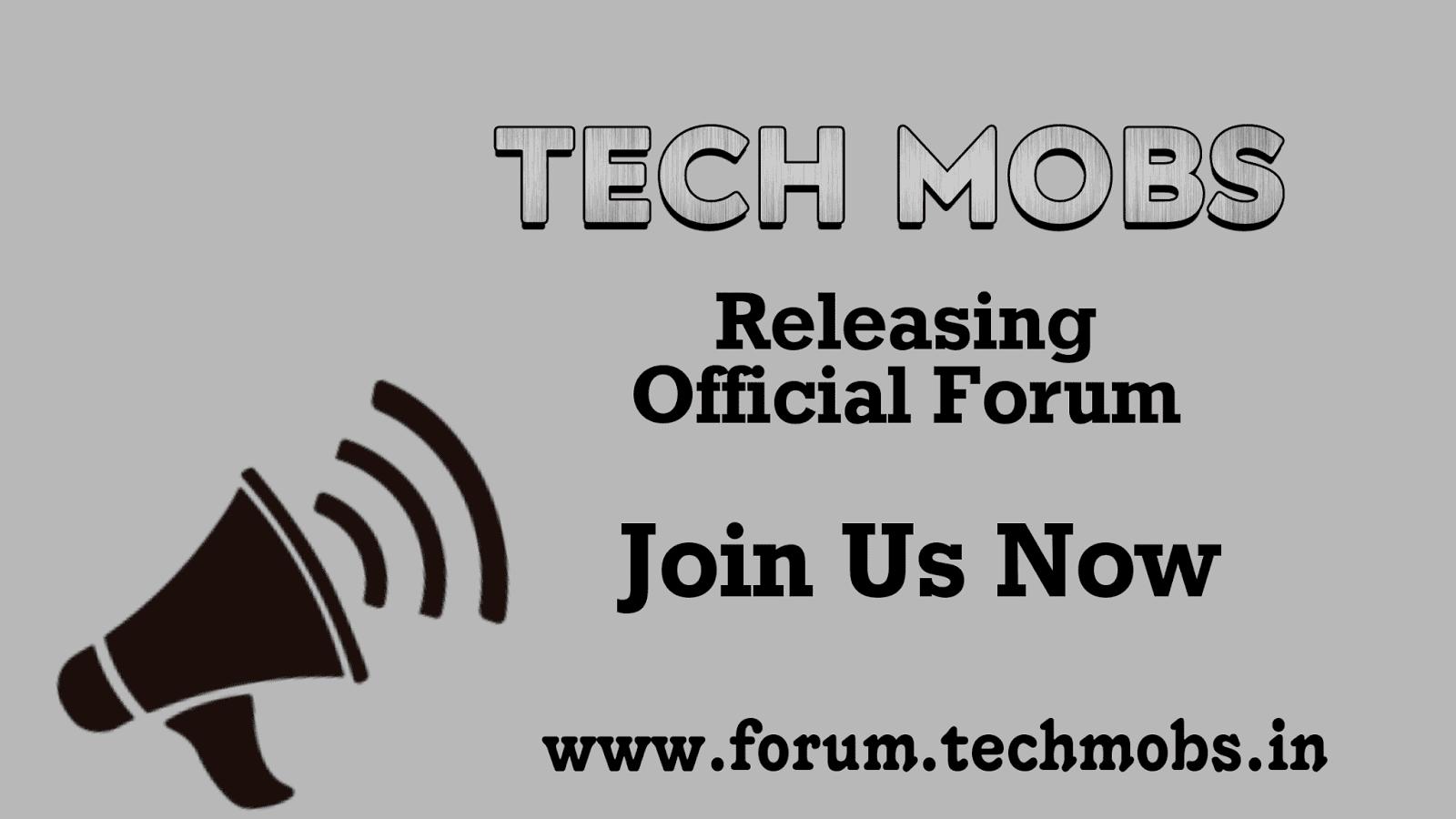 TECH MOBS - Forum