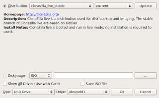 Daftar Software Untuk Membuat USB Installer Di GNU/Linux Dan Cara Installasinya