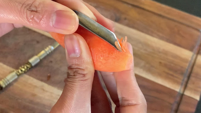 carving knifes