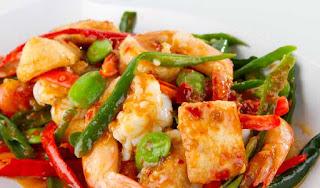 Resep Sayur Taoco Petai