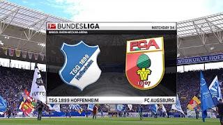 Хоффенхайм – Аугсбург смотреть онлайн бесплатно 13 декабря 2019 прямая трансляция в 22:30 МСК.