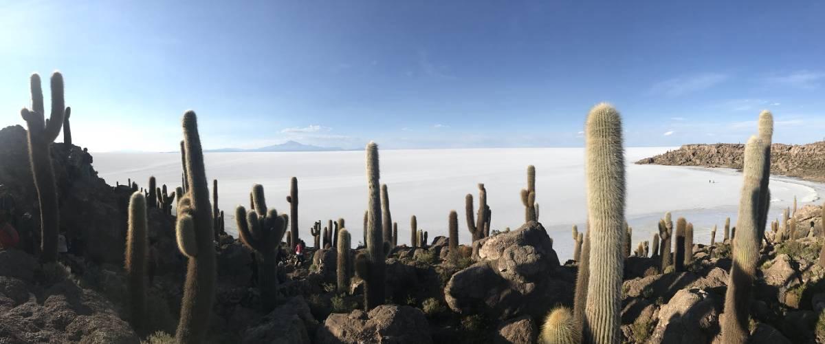 ambiente leitura carlos romero emerson barros aguiar cronica viagem bolivia salar uyuni laguna blanca verde litio aymara andes