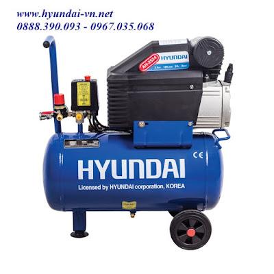 Máy nén khí, máy bơm hơi, máy  nén khí trực tiếp, Máy nén khí  Hyundai AH 2425