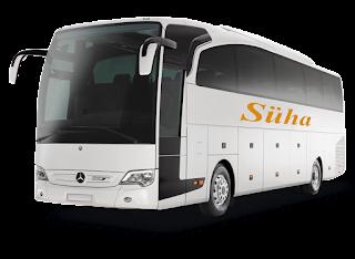 Süha Turizm En Sık Gittiği Otogarlar  Otobüs Bileti Otobüs Firmaları Süha Turizm Süha Turizm Otobüs Bileti