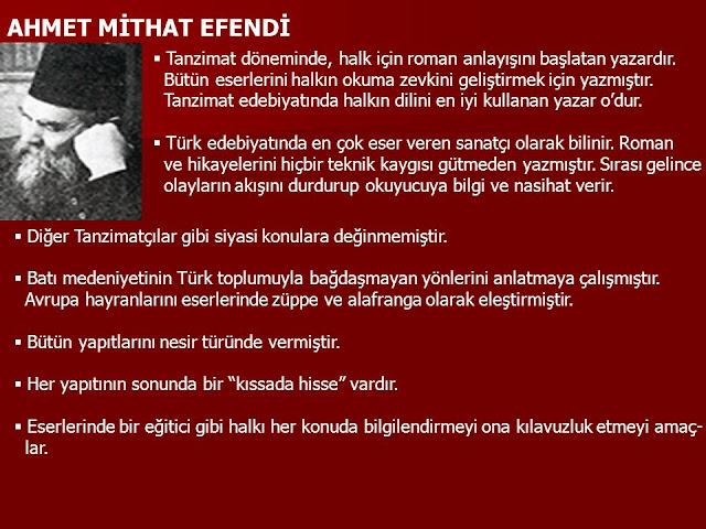 Ahmet Mithat Efendi Hayatı