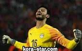 إيقاف محمد الشناوي حارس الأهلي 4 مباريات