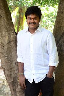 Saptha Giri Interview Photos