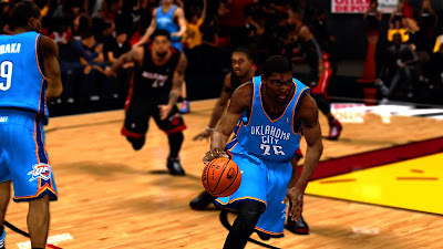 NBA 2K13 Mods PC Kevin Durant Face Update