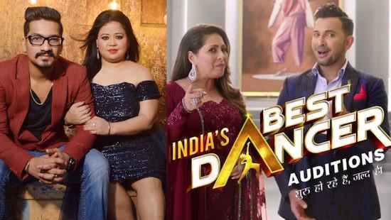 Indias Best Dancer HDTV 480p 250Mb 05 September 2020 Watch Online Free Download bolly4u