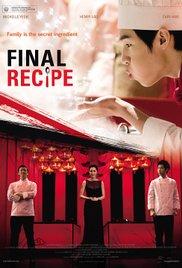 Watch Final Recipe Online Free Putlocker