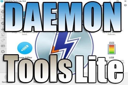 تحميل وتفعيل برنامج DAEMON Tools Lite عملاق إنشاء وتشغيل الأقراص الوهمية