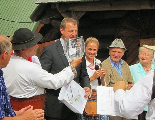Redyk Karpacki w Koniakowie.