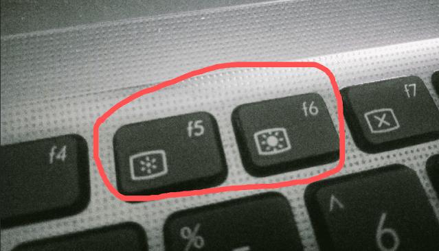 cara-mengatur-cahaya-laptop