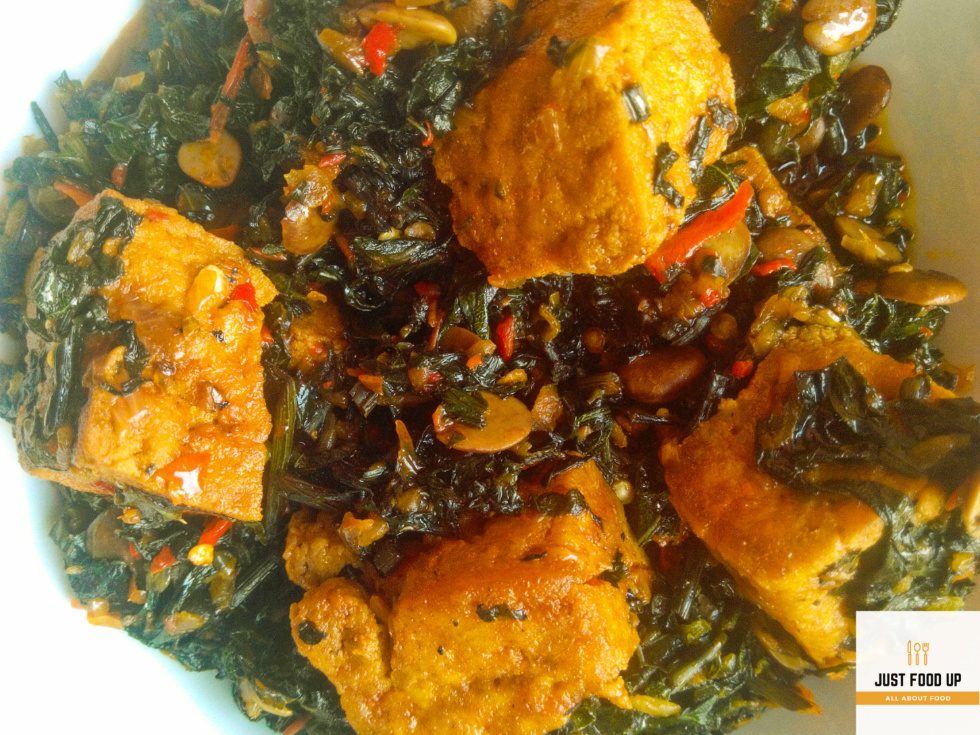 For vegetarian who want to explore nigerian delicacies