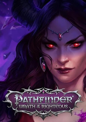 Capa do Pathfinder: Wrath of the Righteous