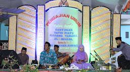 Peringati Bulan Muharram, Karang Taruna Al Inhdl Gelar Pengajian dan Santunan Anak Yatim