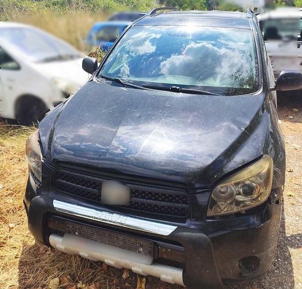 Ροδόπη: Διακινητές είχαν πλαστή ταυτότητα, πλαστές πινακίδες και κλεμμένο ΙΧ