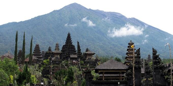Gunung Agung dan Pura Besakih