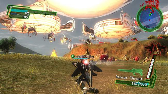 Cara Mengatasi Earth Defence Force 4.1 Crash