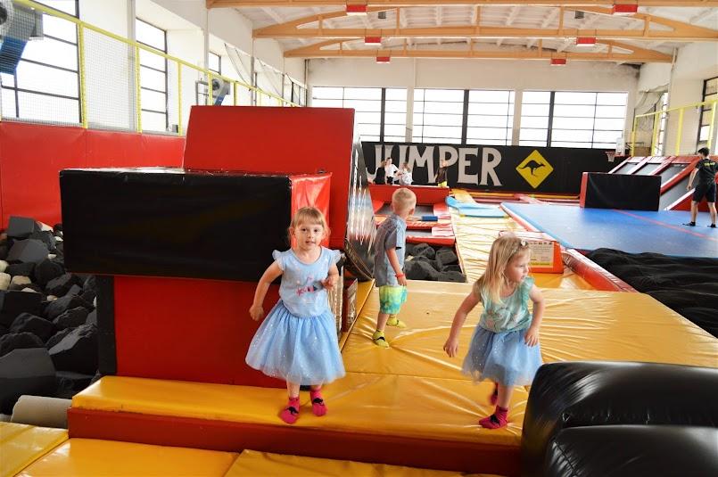 Gdzie zorganizować dziecku nietypowe urodziny? Takie, które zachwycą rówieśników i rodziców? Jumper Park Trampolin !