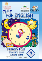 Time For ENGLISH - Primary Four - Student's Book - 2 Term