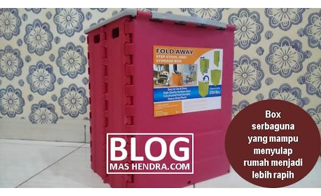 Box Serbaguna yang Mampu Menyulap Rumah Menjadi Lebih Rapih - Blog Mas Hendra