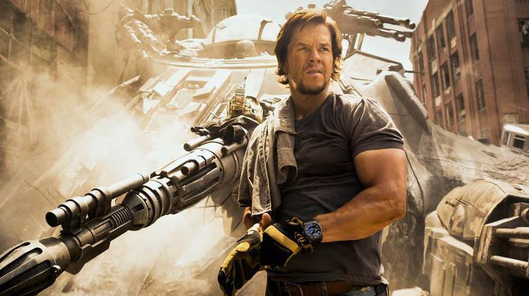 Mark Wahlberg en  'Transformers: El Último Caballero'