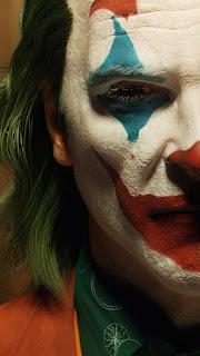 wallpaper joker face 3d