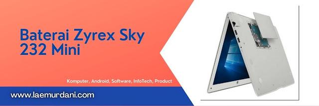 Spesifikasi Zyrex Mini 232 Sky