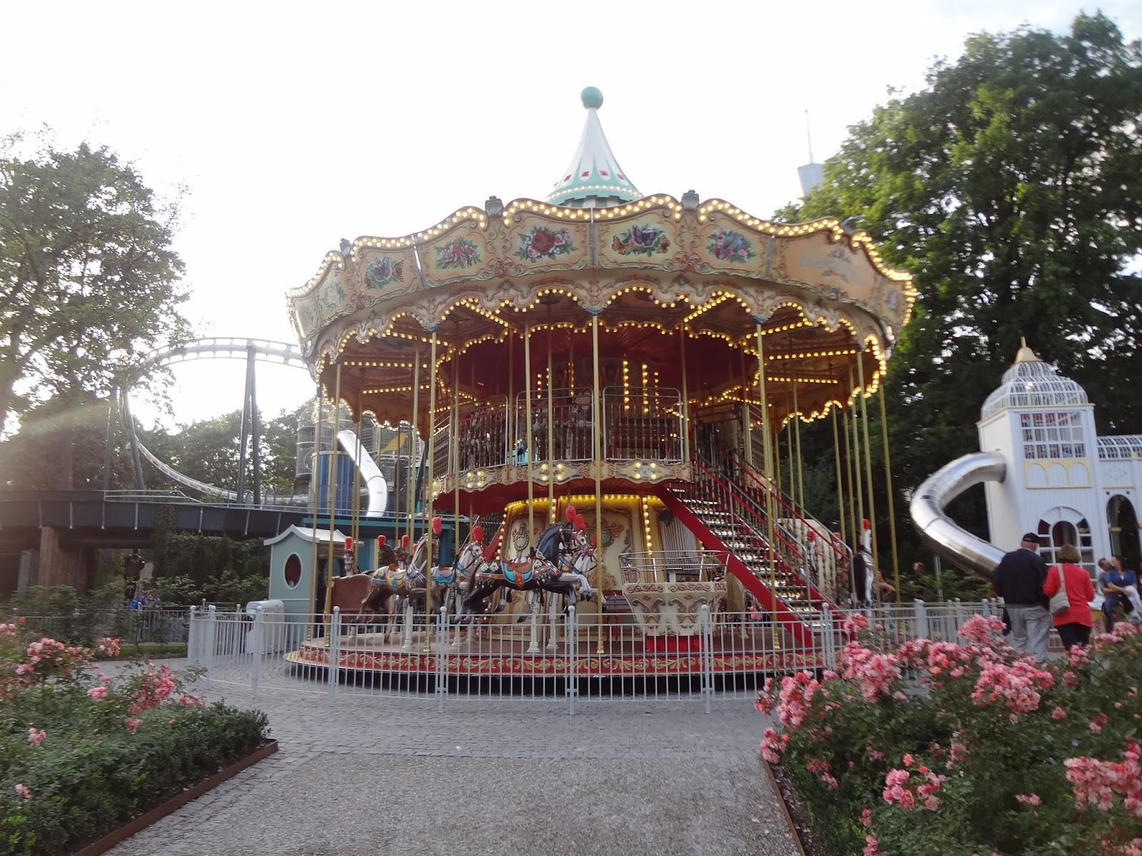 carousel liseberg