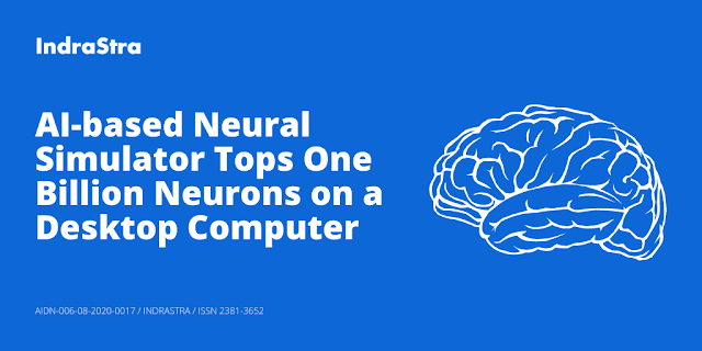 AI-based Neural Simulator Tops One Billion Neurons on a Desktop Computer